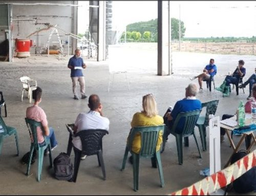 A Bagnolo San Vito (MN) il quarto incontro di coordinamento del progetto AUTOFEED